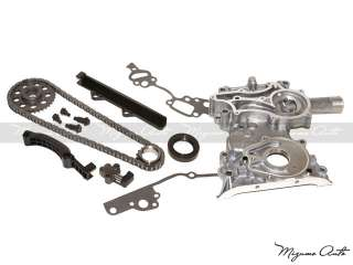 Toyota 2.4 22R 22RE 8Valve New Timing Chain Kit + Cover