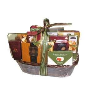 Christmas Holiday Traditions Gift Basket Assortment Present