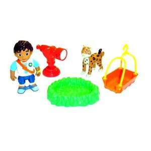 Fisher Price Go Diego Animal Rescue Parts: Toys & Games