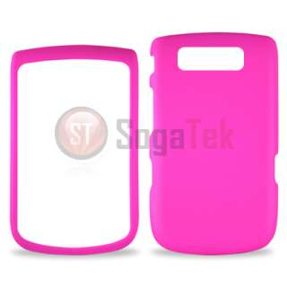 For BlackBerry Torch 9800 Hot Pink Phone Cover Case