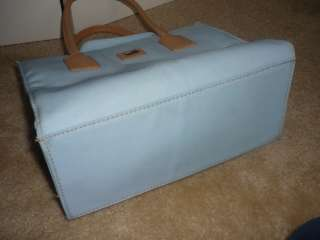 Tommy Hilfiger Purse Handbag Tote Hobo babyblue Tasche