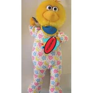 Sesame Street Big Bird Musical plush Doll Toys & Games