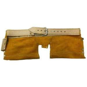Double Pouch 11 Pocket Oil Tanned Top Grain Leather Nail and Tool Belt