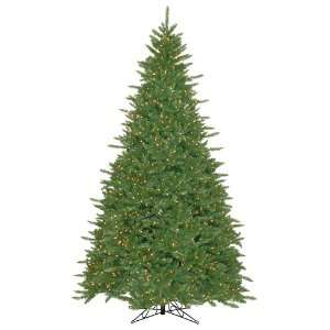 10 Pre Lit Virginia Fir Christmas Tree   Clear Lights