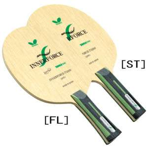 Butterfly Innerforce   T5000 blade table tennis racket