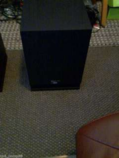 Sony SS WSB102 Passive Subwoofer for BDV T57 System