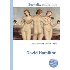 David Hamilton: Ronald Cohn Jesse Russell: Books