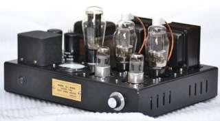 6N8P FU 7 single ended tube amplifier 2 x 8W AR