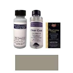 2 Oz. Gray Pearl Metallic Paint Bottle Kit for 2009 Nissan