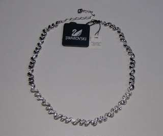 NEW SWAROVSKI COLLECTIBLE JEWELERY NECKLACE/CHAIN CRYSTALS/RHINESTONES