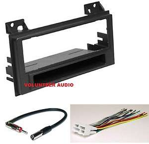 Chevrolet S10 GMC Sonoma Radio Installaion Dash Kit + Harness