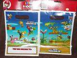Super Mario Bros.Wii Birthday Party ALL Items Listed