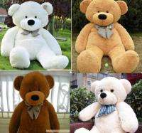 55 FEET Giant Plush Teddy Bear Doll Toy Gift DIYable
