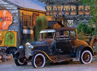 Route 66 2012 Wall Calendar 1562742566