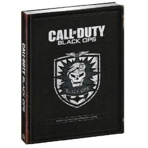 Call of Duty Black Ops Limited Edition (Brady Games
