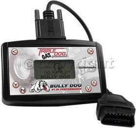 Bully Dog Power Programmer    BULLY DOG TRIPLE DOG GAS ER