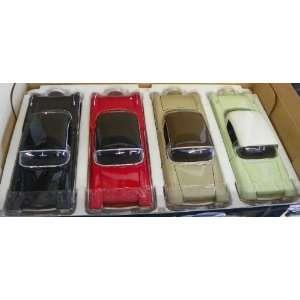 Jada Toys 1/24 Scale Diecast Street Low 1958 Chevy Impala