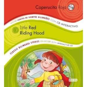 Caperucita Roja/Little Red Riding Hood (Spanish Edition