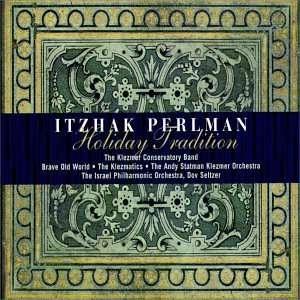 Holiday Tradition (Box) Itzhak Perlman Music