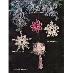 Merry Macrame: Christmas Ornaments #7316: Carroll. Sylvia: Books
