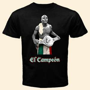 New Mayweather shirt   el campeon floyd mayweather t shirt boxing t