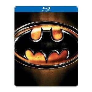 Batman Blu ray SteelBook (Region Free) Michael Keaton