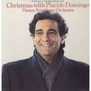 Christmas with Placido Domingo (Alternate Cover Art