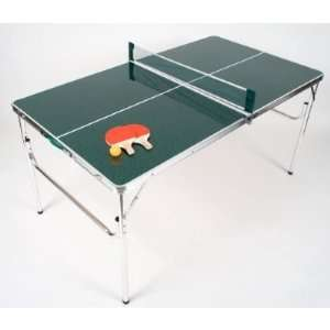 HEAVY DUTY Oasis Portable Suitcase Mini Ping Pong Table HIGH QUALITY