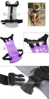 Dog Pet Car Vehicle Seat Safety Fit Belt Harness L #2