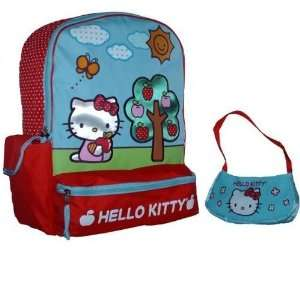 Hello Kitty Backpack with A Free Purse Toys & Games