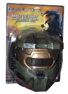 Halo 3 2pc Spartan 1 17 Helmet Halloween Mask Costume