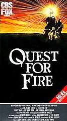 Quest for Fire VHS, 1995 086162114830