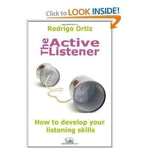 Listener Rodrigo Ortiz Crespo 9781446179963  Books