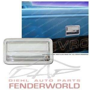 CHEVY/GMC PICKUP 88 98 CHROME TAILGATE HANDLE COVER
