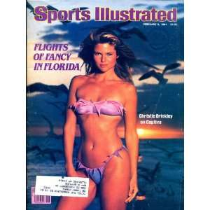 Christie Brinkley Unsigned Sports Illustrated Magazine