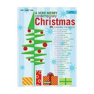 Very Merry Contemporary Christmas: 0080689526282:  Books