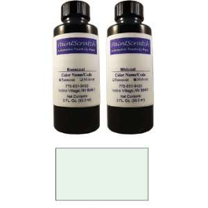 2 Oz. Bottle of Snow White Pearl Metallic Tricoat Touch Up