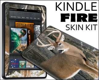 Kindle Fire Skin Vinyl Decal eBook Netbook Tablet #115 Deer