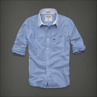 & Fitch Mens MacNaughton Mountain Shirt Muscle Fit Size XL