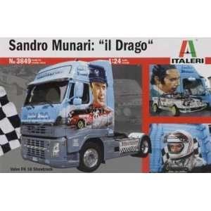 Il Drago Volvo FH 16 Show Truck (Plastic Model Vehi: Toys & Games