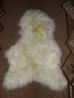NATURAL SHEEPSKIN RUG EXTRA SOFT HAIR  WASHABLE SHEEPSKIN RUG XXL