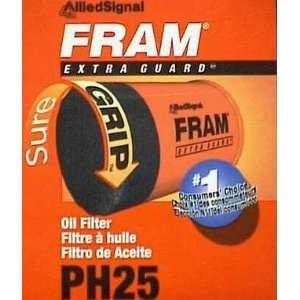 Fram Oil Filter PH25 Automotive