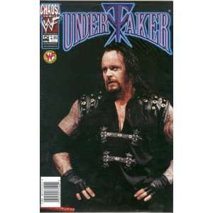 Undertaker Comic #5   Chaos! Comics (August 1999): Chaos