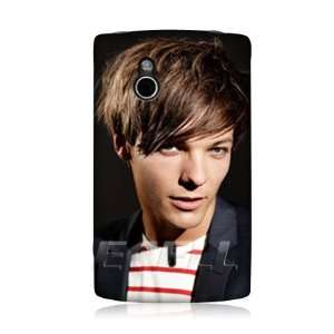 Ecell   LOUIS TOMLINSON ONE DIRECTION BACK CASE COVER FOR