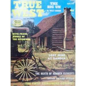 True West, April 1974, Lost ine at Sandia, The Death of