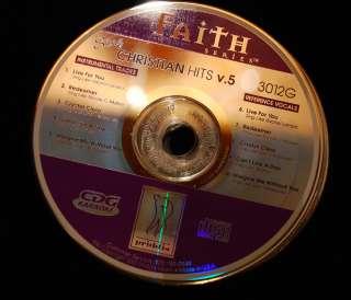 Christian Gospel Faith Religious Karaoke Pack CD+G 24 discs Pridds
