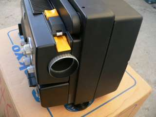 Sankyo Sound 500 Dual 8mm Super 8 Movie/Film Projector Excellent