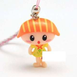 Sweet Cute Japan Sushi Mobile cell phone straps charm