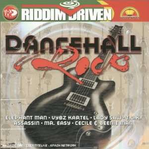 Riddim Driven Dancehall Rock Various Artists Music