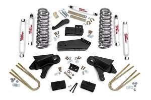"""Ford F150 4"""" Suspension Lift Kit w/ Blocks 80 96 4wd"""